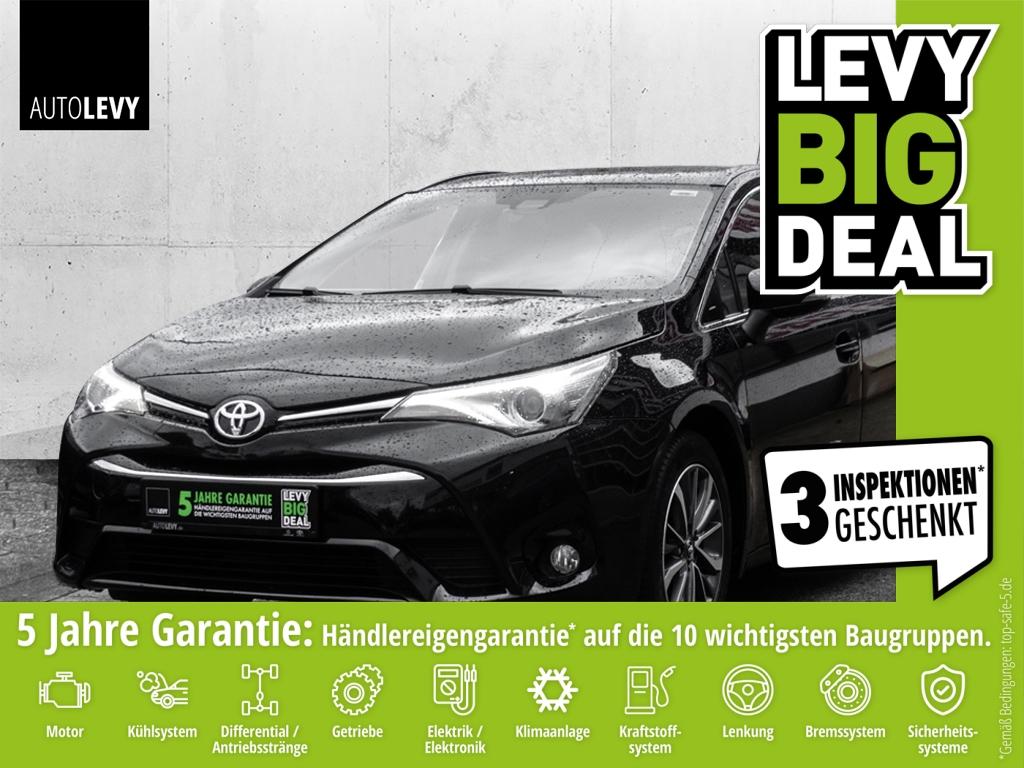 Toyota Avensis TS 1.8 Edition S+ *NAVI*WKR*LED*KAMERA*, Jahr 2016, Benzin
