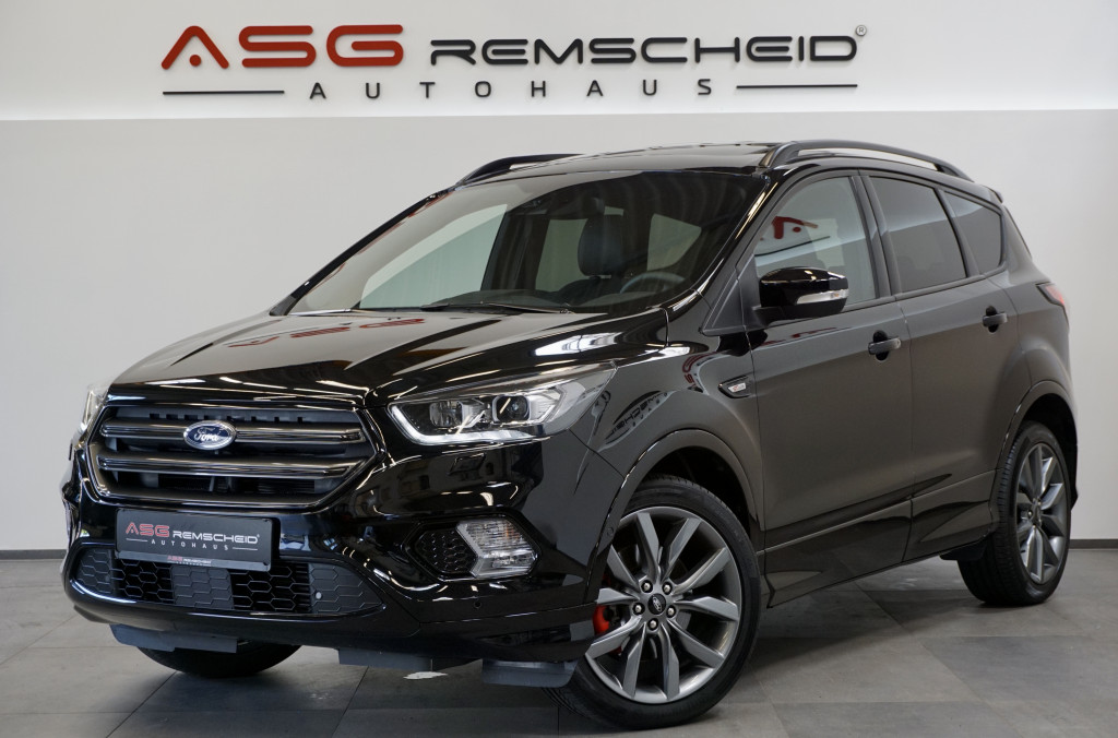 Ford Kuga 2.0 4x4 Aut. ST-Line *Pano *Kam *ACC *Leder, Jahr 2019, Benzin
