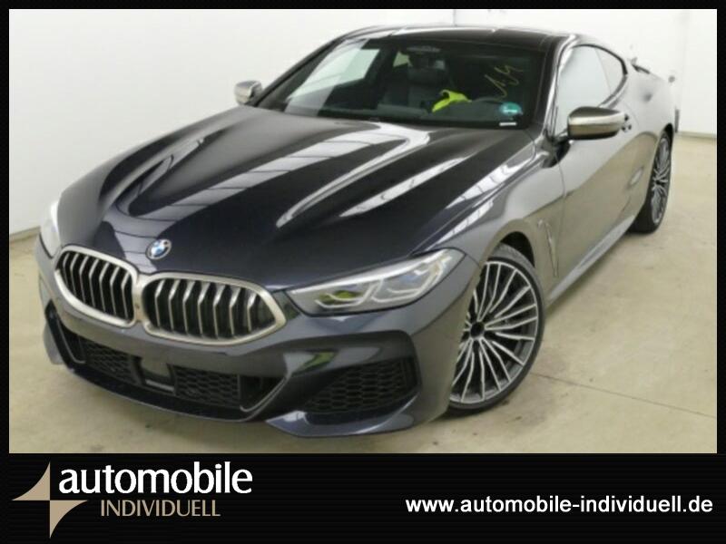 BMW M850i xDr Coupé Live Cockpit Laser H&K ACC Park+, Jahr 2019, Benzin