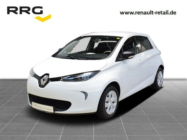 Renault ZOE LIFE AUTOMATIK zzgl. BATTERIEMIETE Limousin, Jahr 2017, Elektro