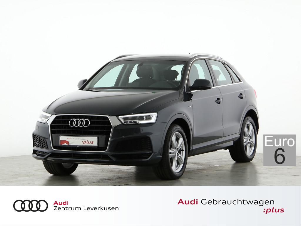 Audi Q3 1.4 TFSI sport, Jahr 2018, Benzin