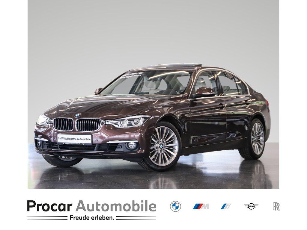 BMW 330i xDrive Limousine Aut Navi LED Glasd Shz h&k AHK 18, Jahr 2018, Benzin