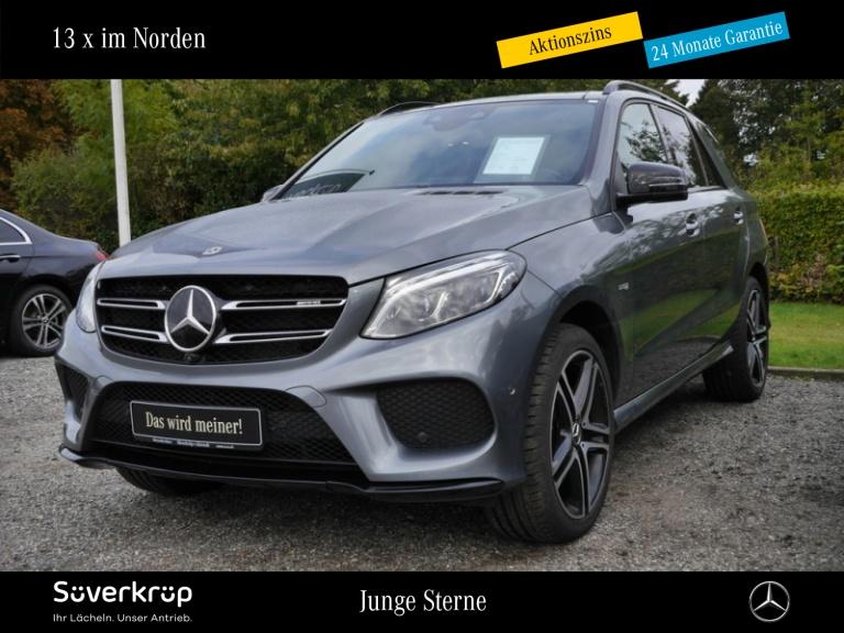 Mercedes-Benz GLE 43 AMG Distronic/Comand/Sitzklima/AHK/LED, Jahr 2018, Benzin