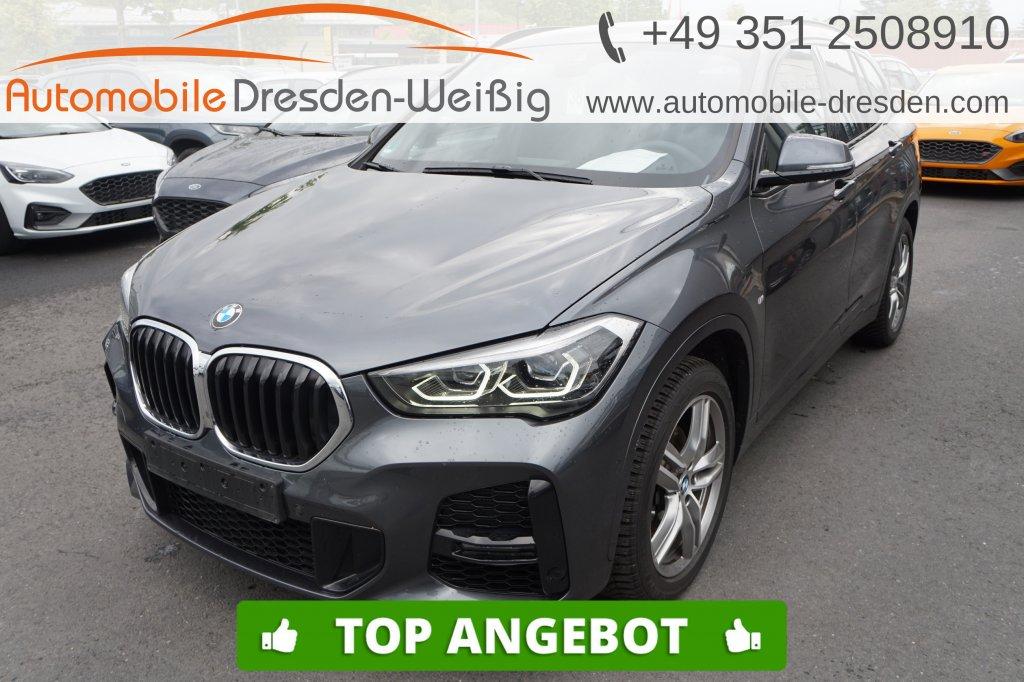 BMW X1 sDrive 18 i M Sport*Navi*DAB*AHK*Kamera*ACC*, Jahr 2020, Benzin
