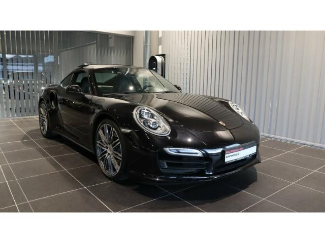 Porsche 911 Turbo PDK BOSE Sport-Chrono-Paket, Jahr 2013, Benzin