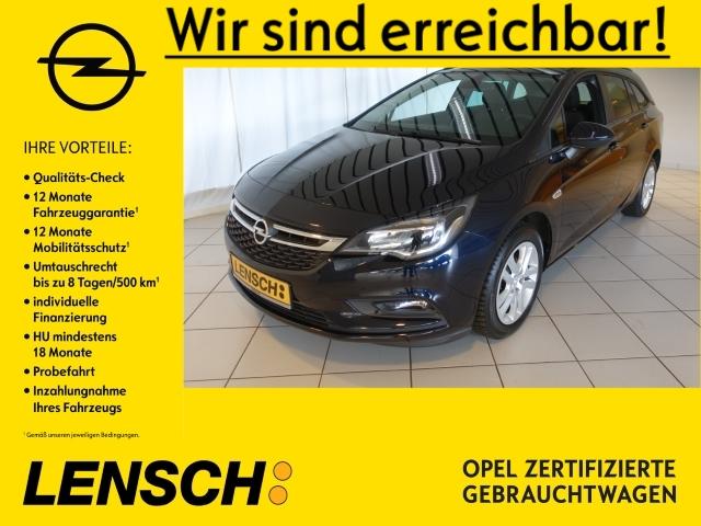 Opel Astra K ST 1.0 Turbo Business KLIMAAUT+SHZ+AGR, Jahr 2018, Benzin