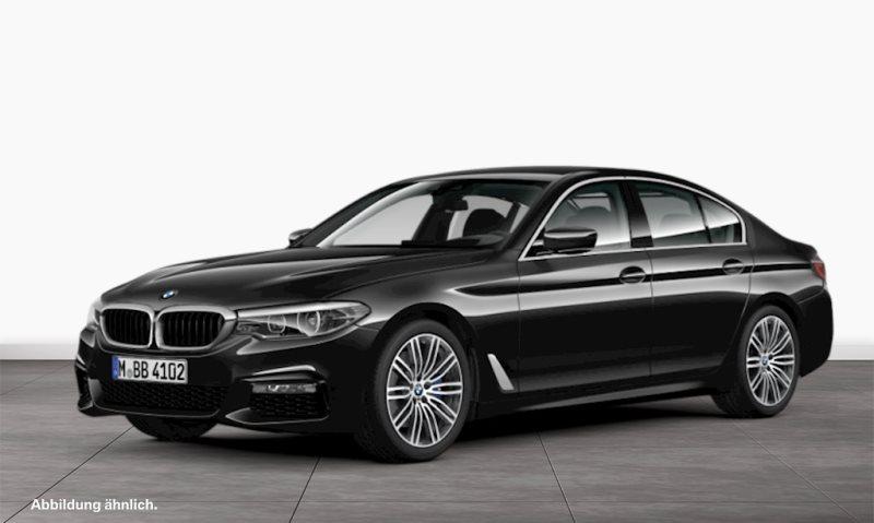 BMW 530d Limousine M Sportpaket, Jahr 2017, Diesel