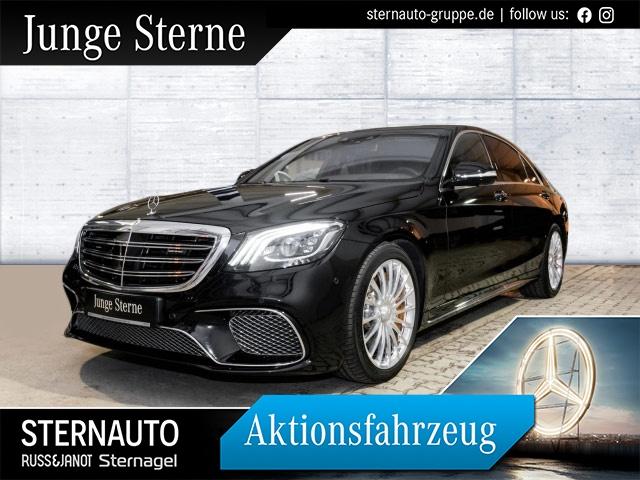 Mercedes-Benz S65 AMG 1.000EUR SOFORTBONUS BEI KAUF BIS 15.4., Jahr 2018, Benzin