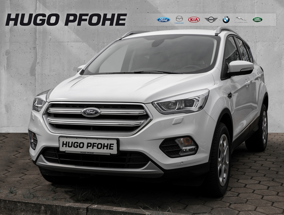 Ford Kuga COOL & CONNECT 1.5 UPE 29.430.-, Jahr 2019, Benzin