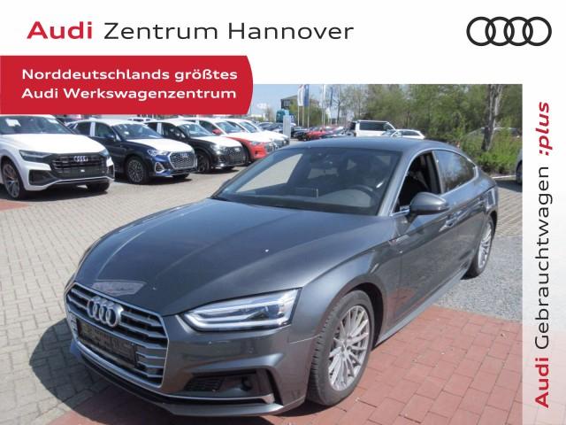 Audi A5 Sportback 40 TDI S-line, virtual, Alcant., Navi, Keyless, ACC, Jahr 2019, Diesel