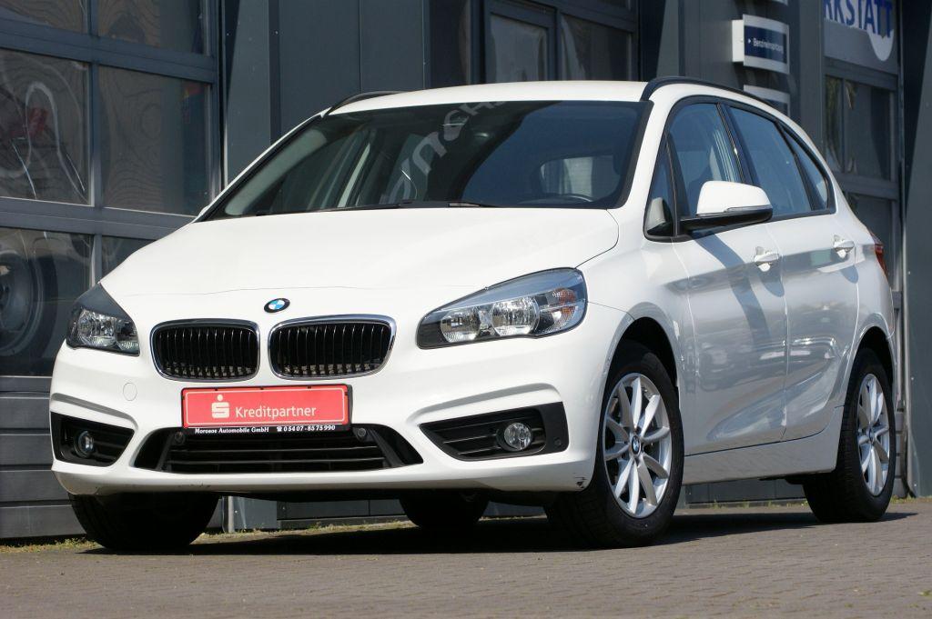 BMW 218d Active Tourer Advantage Driving Assistant Navi, Jahr 2014, Diesel