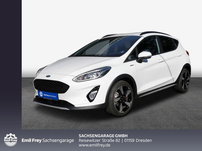 Ford Fiesta 1.5 TDCi S&S ACTIVE ACC Navi DAB Wi-Pa, Jahr 2020, Diesel