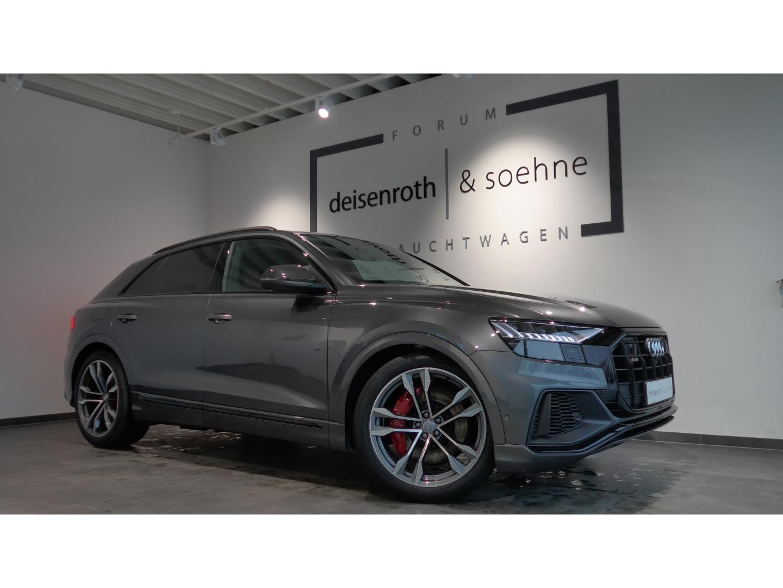Audi SQ8 TDI AHK/Matrix//Tour/22''/Pano/B&O/Allradlen, Jahr 2021, Diesel