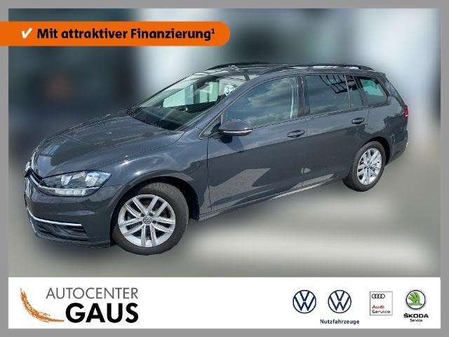 Volkswagen Golf VII Var. Comfortline 2.0 TDI DSG Navi ACC, Jahr 2019, Diesel