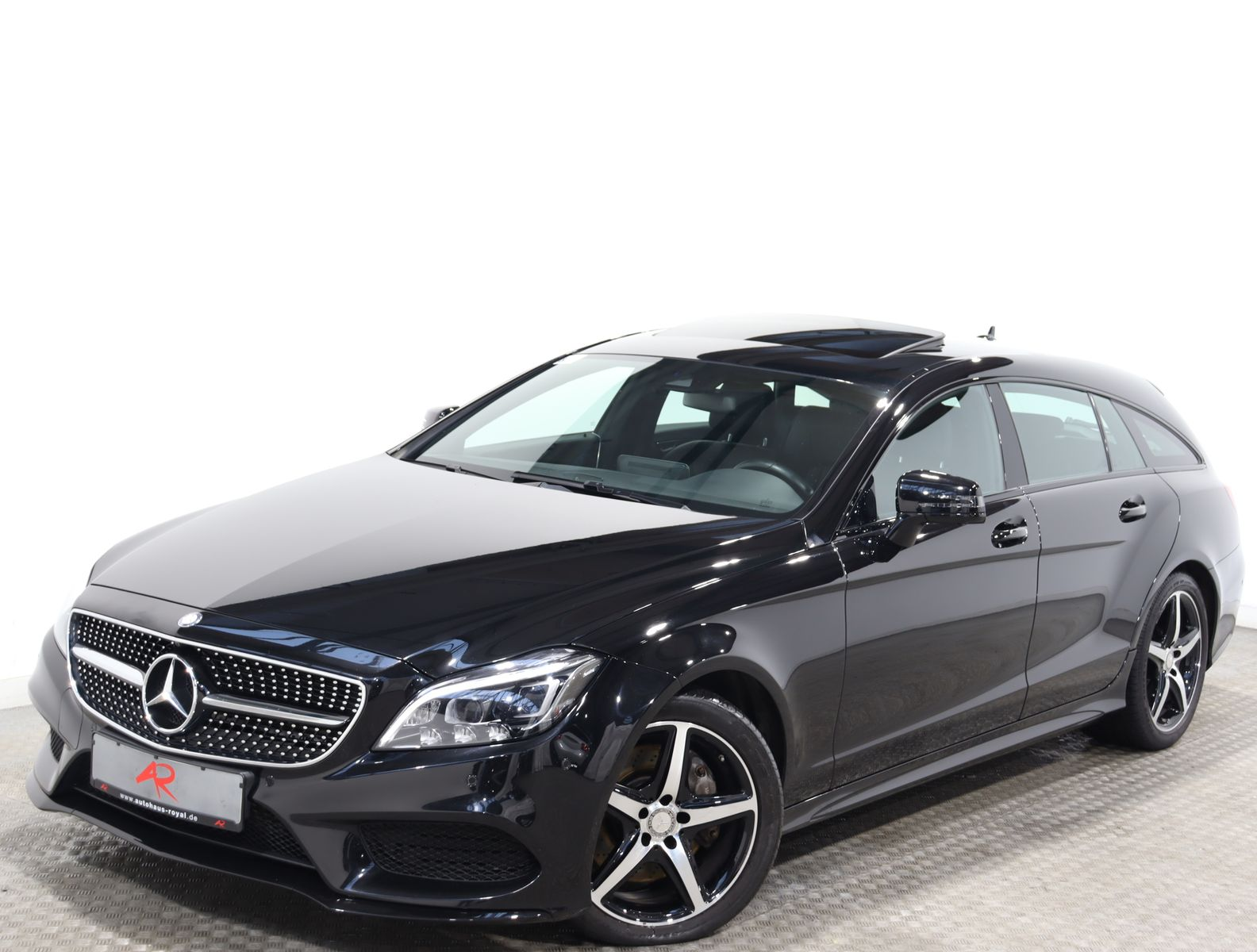 Mercedes-Benz CLS 350 Shooting Brake d AMG SPORT NIGHT 360GRAD, Jahr 2016, Diesel