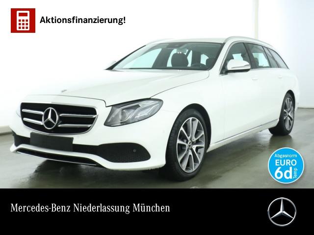 Mercedes-Benz E 220 d T Avantgarde Multibeam Kamera Spurhalt-Ass, Jahr 2019, Diesel