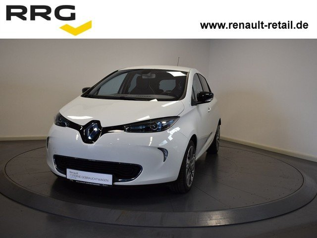 Renault Zoe Intens Mietbatterie 22 kWh Inspektion & TÜV, Jahr 2014, Elektro
