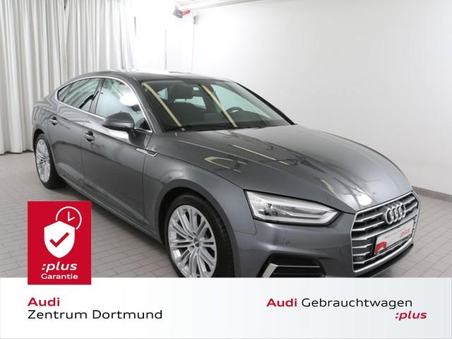 Audi A5 Sportback sport 40TFSI Navi/AHK/DAB/18Zoll, Jahr 2019, Benzin
