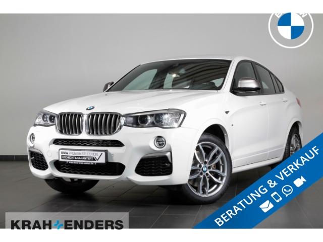 BMW X4 M40 i HUD+Navi+Bi-Xenon+19'' M LM Radsatz, Jahr 2018, Benzin