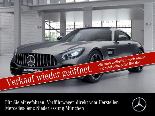 Mercedes-Benz AMG GT C Cp. Perf-Sitze Perf-AbGas Perf-Lenk Pano, Jahr 2019, Benzin