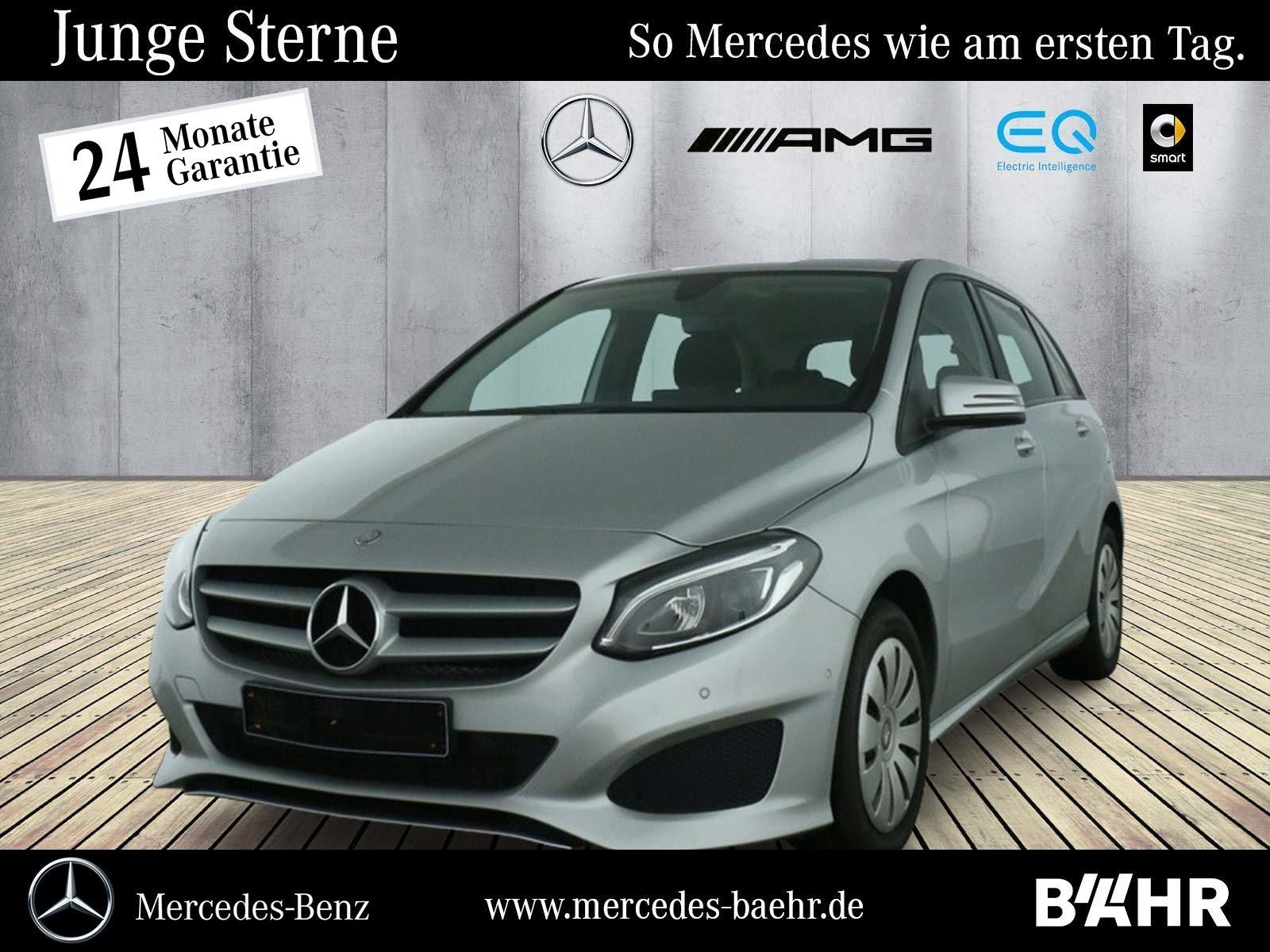 Mercedes-Benz B 220 CDI Navi/LED-High/Parktronic+RFK/SHZ/Klima, Jahr 2014, Diesel