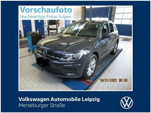 Volkswagen Tiguan 2.0 TDI Comfortline 4M *AHK*DSG*, Jahr 2019, Diesel