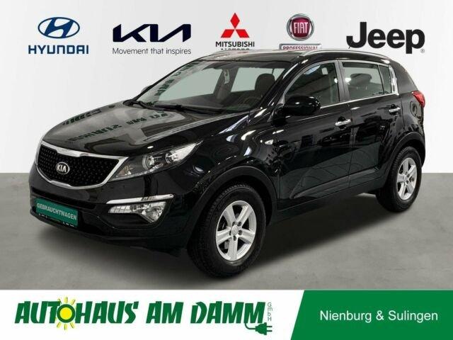 Kia Sportage Edition 7 2WD Klima Tempomat SHZ, Jahr 2015, Benzin