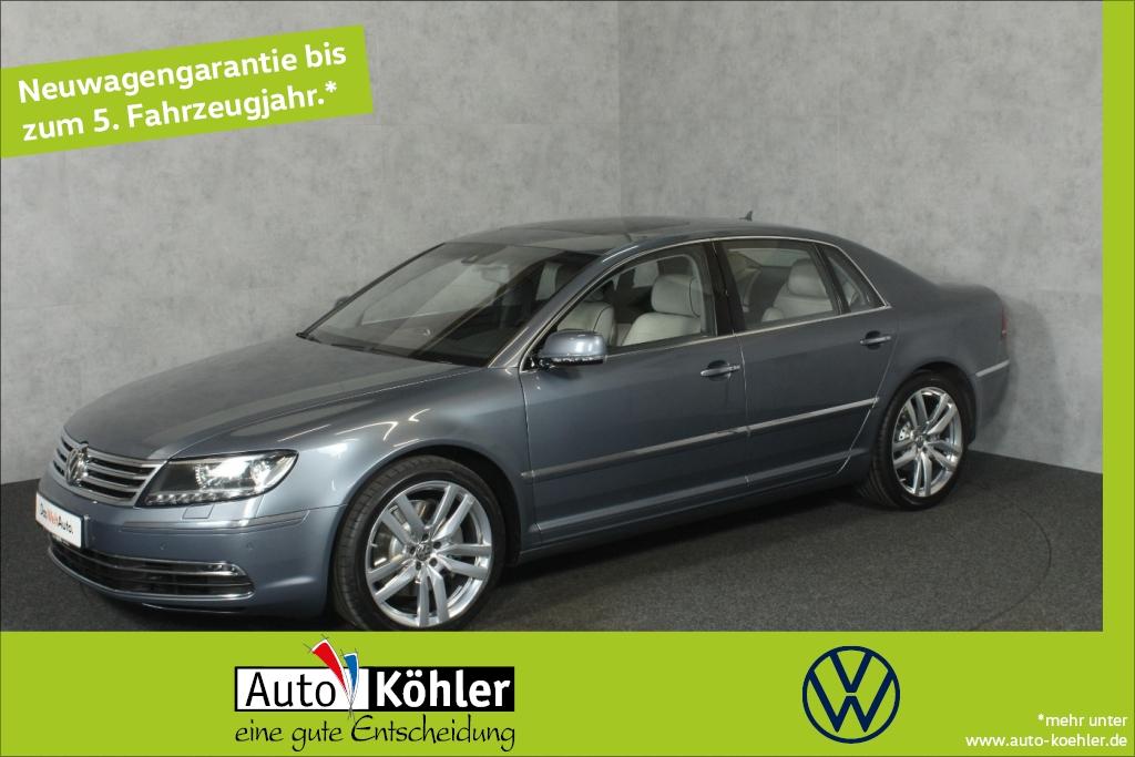 Volkswagen Phaeton V8 4-Sitzer /RSE /Dynaudio /erwei. Holzp, Jahr 2015, Benzin