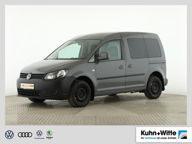 Volkswagen Caddy 1.6 TDI JAKO-O *Tempomat*Sitzheizung*Klima, Jahr 2013, Diesel