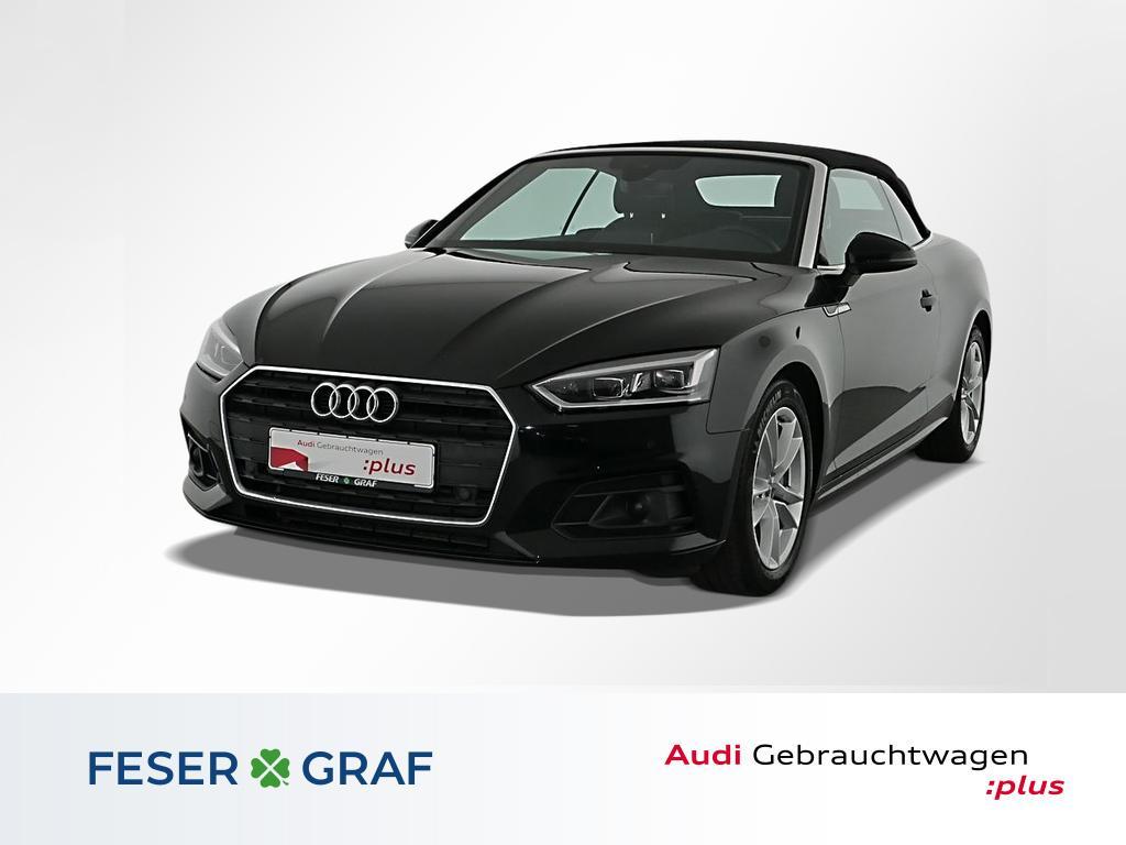 Audi A5 Cabriolet 2.0 TDI S tronic Leder,Navi,LED, Jahr 2018, Diesel