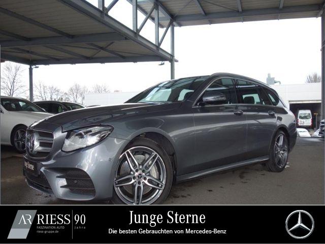 Mercedes-Benz E 450 4M T AMG Sport Com LED Pano Wide Distr 360, Jahr 2019, Benzin