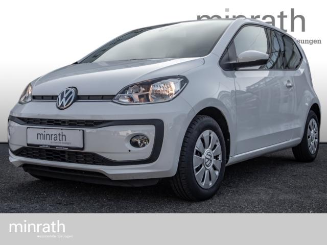 Volkswagen up! move 1.0 LED RDC Klima SHZ Temp PDC AUX USB ESP, Jahr 2017, Benzin