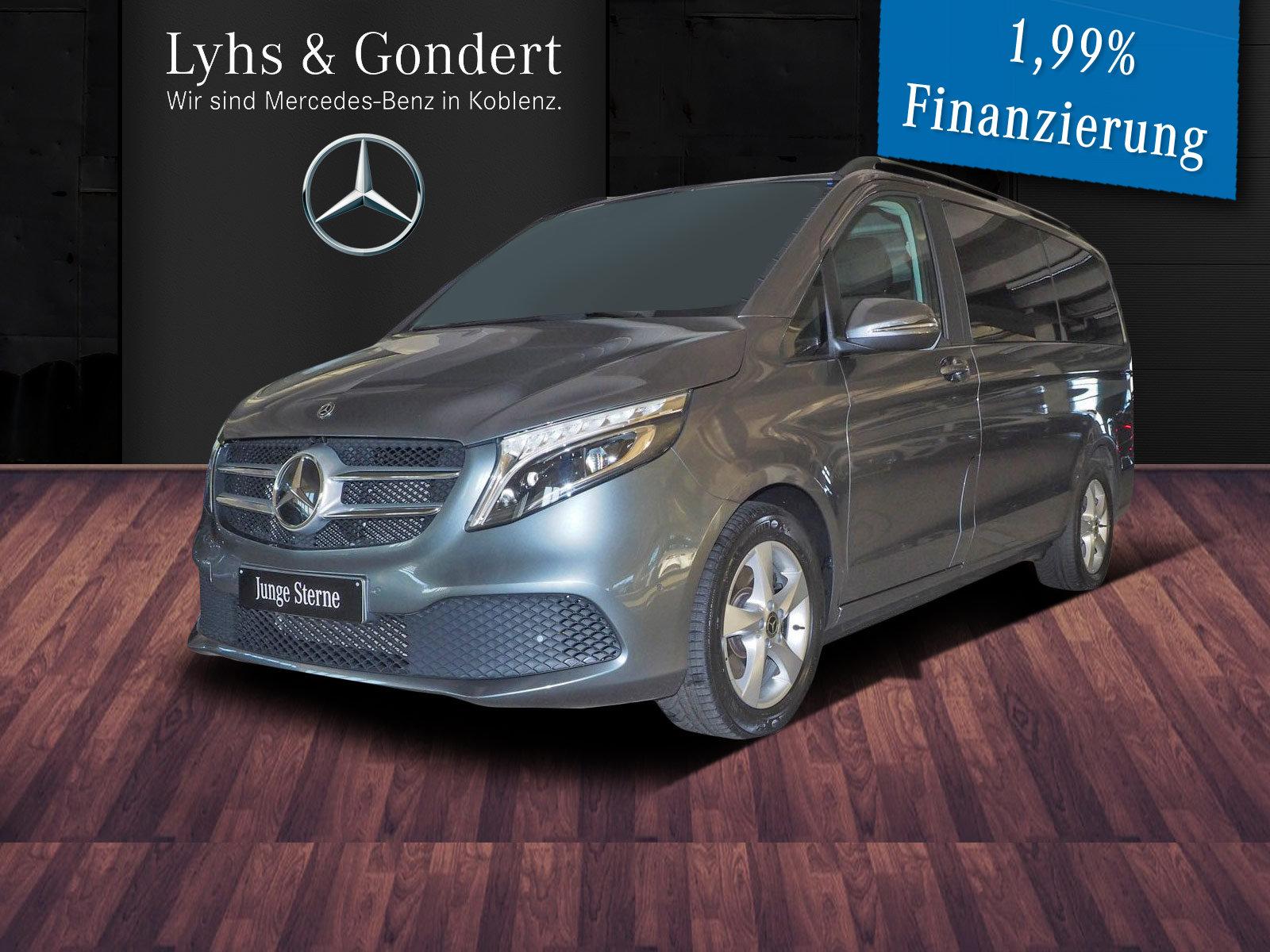 Mercedes-Benz V 300 d Edition Lang *Sport*LED*AHK* Spur-P., Jahr 2019, Diesel