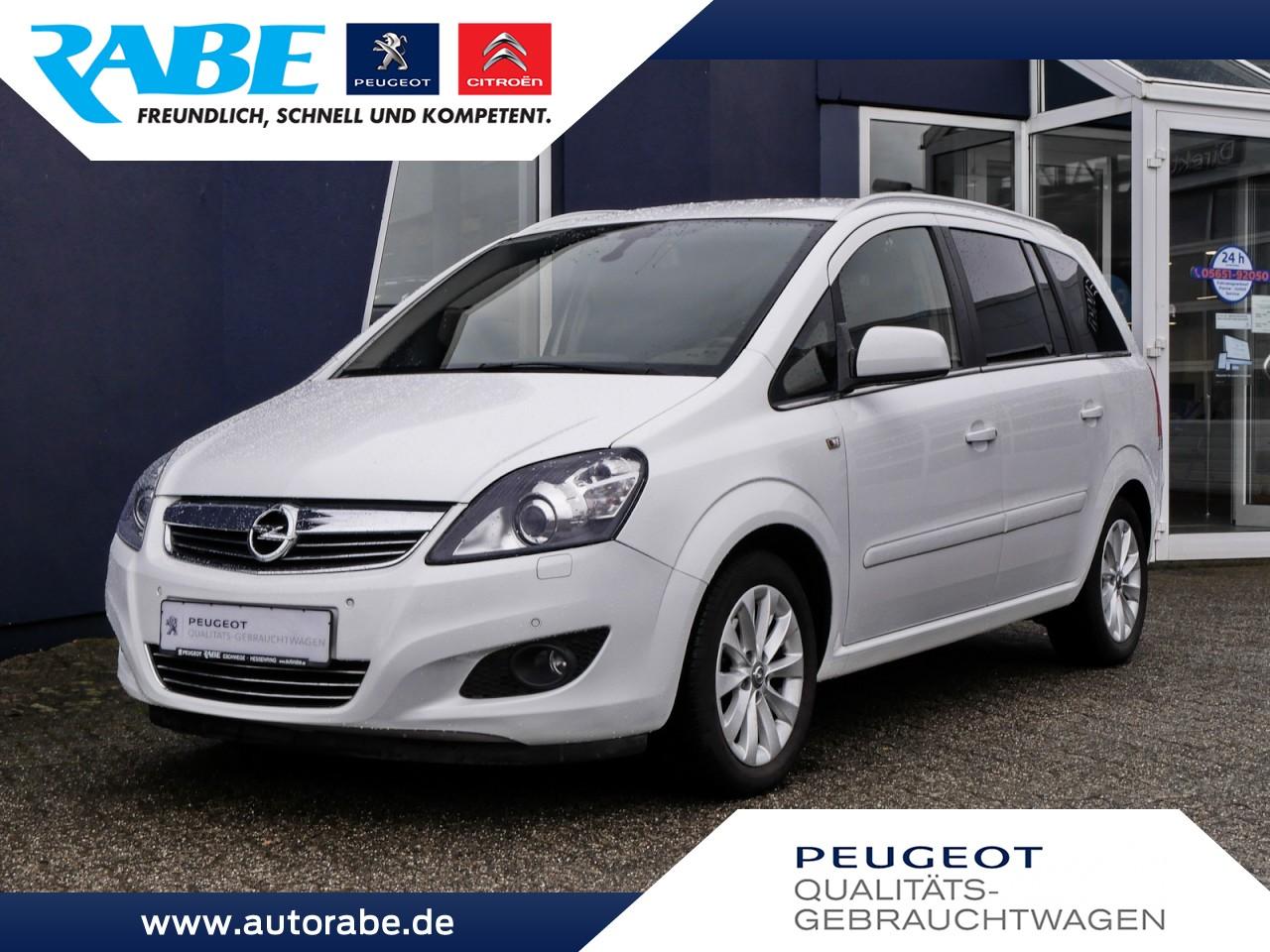 Opel Zafira Family Plus 1.8 Touch-Navi+Xenon+Sitzhzg., Jahr 2014, Benzin