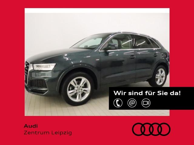 Audi Q3 1.4 TFSI design *LED*Berganfahrassistent*, Jahr 2018, Benzin