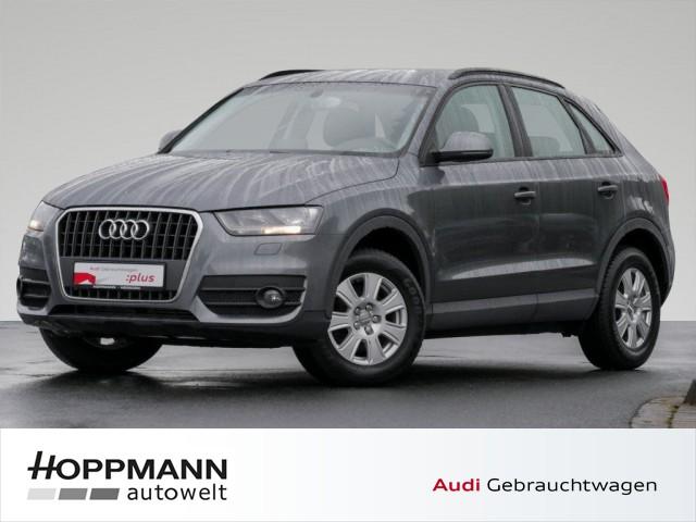 Audi Q3 nza 2.0TDi AHK PDC Licht/Sicht Garantie, Jahr 2013, Diesel