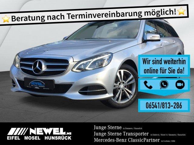 Mercedes-Benz E 250 T AVANTGARDE*COMAND*ILS*SHD*SHZ*EASY-PACK*, Jahr 2013, Benzin