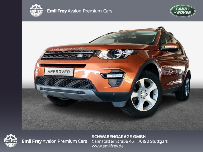 Land Rover Discovery Sport eD4 SE, Jahr 2018, Diesel