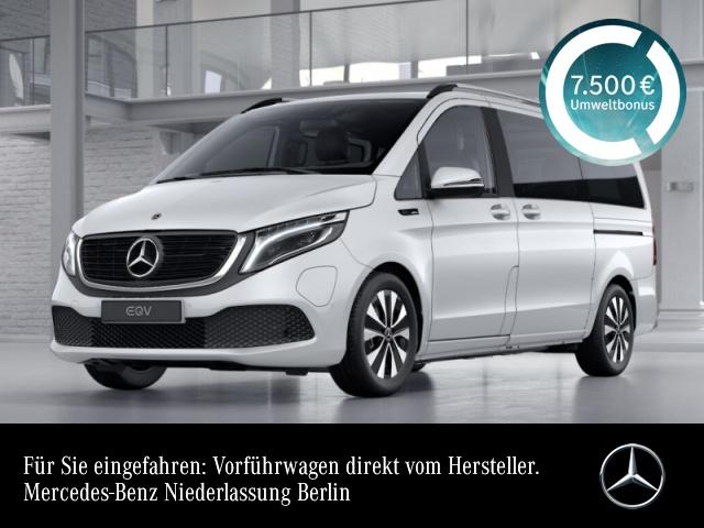 Mercedes-Benz EQV 300 lang LED MBUX 7 Sitze Kamera Standklima, Jahr 2020, Elektro