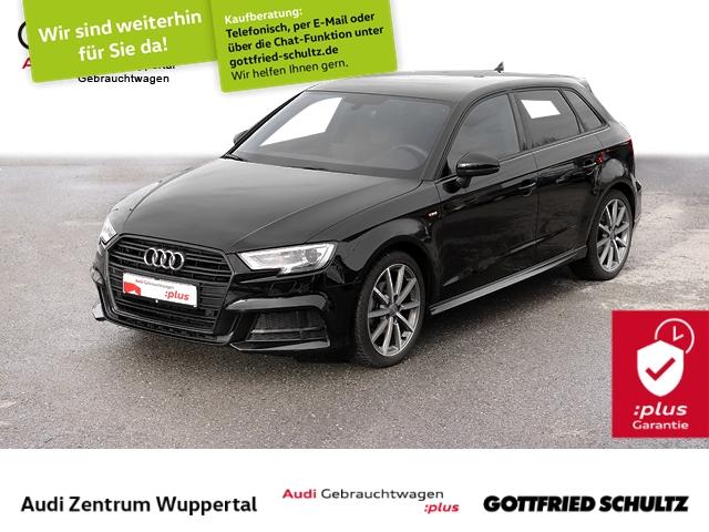 Audi A3 Sportback 1.6TDI LEDER S-LINE XEN NAV SHZ PDC V Sport, Jahr 2018, Diesel