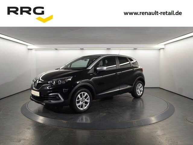 Renault CAPTUR LIMITED DELUXE TCe 90 SITZHEIZUNG, Jahr 2019, Benzin