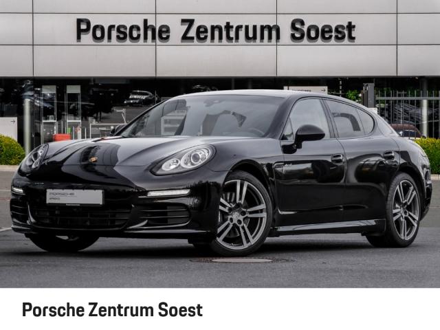 Porsche Panamera Diesel 3.0/20''/LEDER/LUFTFEDERUNG/SURROUND VIEW, Jahr 2013, Diesel