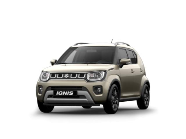 Suzuki Ignis finanzieren
