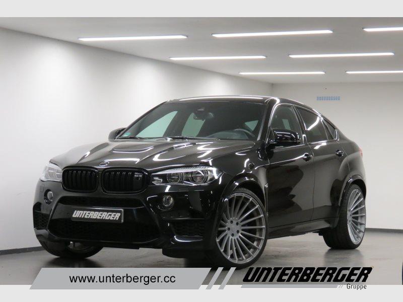 BMW X6 M G-Power HAMANN, Jahr 2017, Benzin