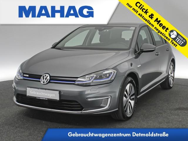 Volkswagen Golf VII Golf-e Comfortline NaviPro LED 1-Gang Automatik, Jahr 2017, Elektro