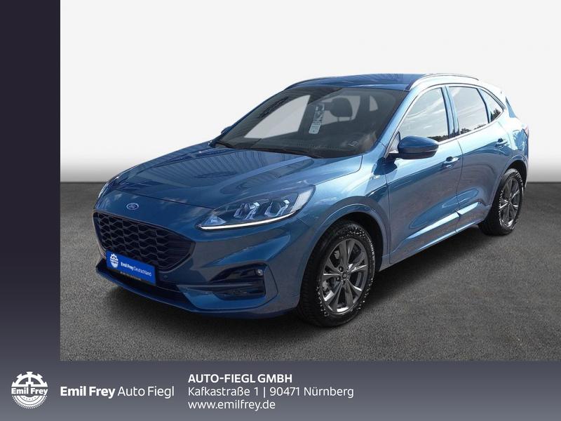 Ford Kuga 1.5 EcoBlue Aut. ST-LINE, Jahr 2021, Diesel