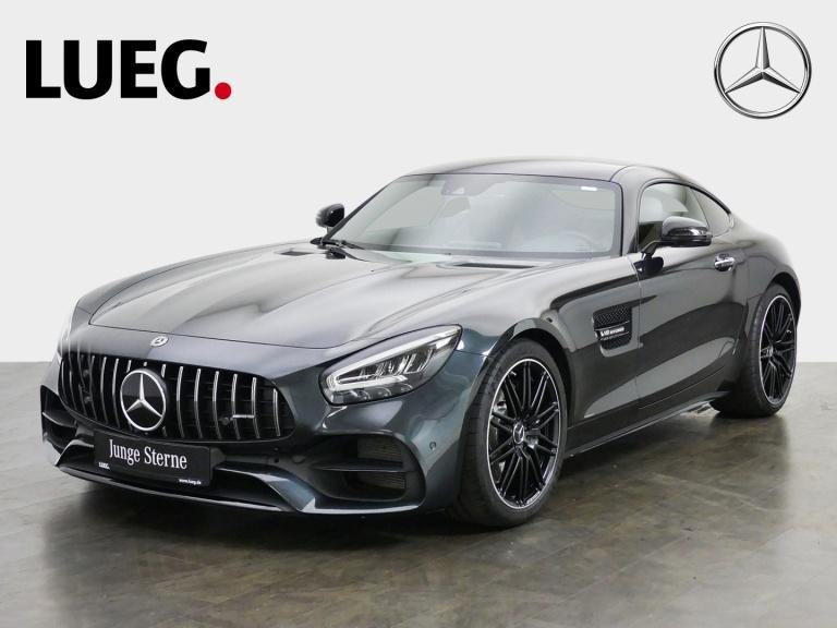 Mercedes-Benz AMG GT COM+Pano+LED+Distr+Mem+AbGas+19/20+SP+RFK, Jahr 2019, Benzin