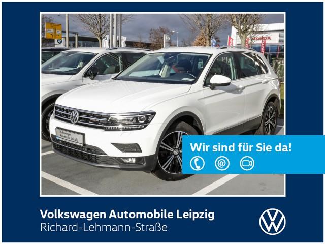 Volkswagen Tiguan Highline 2.0 TDI DSG *LED*Navi*Lane Assist*, Jahr 2018, Diesel