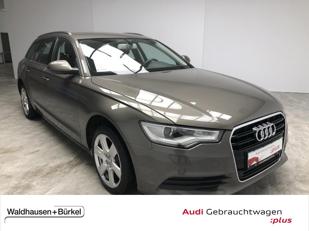 Audi A6 Avant 2.0 TDI Klima Xenon Navi Leder, Jahr 2013, Diesel