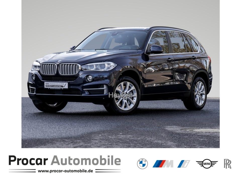 BMW X5 XD50I NAVI-PROF+LED+LEDER+KAMERA+19-ZOLL+DVD+, Jahr 2017, Benzin